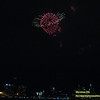 SugarHouse Casino Philadelphia New Years Eve Fireworks Viewed From The Camden New Jersey Waterfront