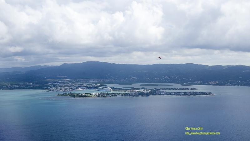 Approaching Jamaica