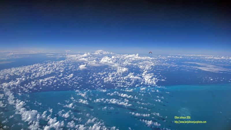 Overlooking Cuba
