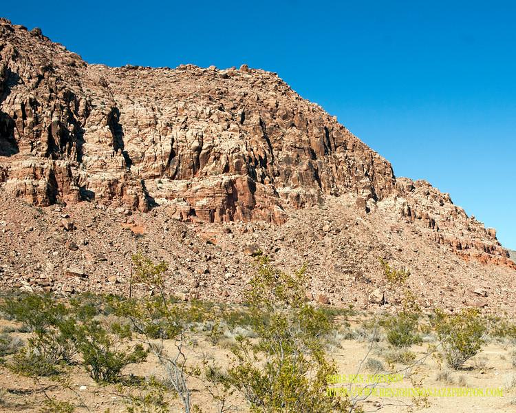Red Rock Canyon Outside Las Vega Nevada