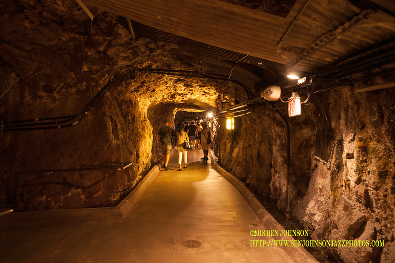 Inside Hoover Dam 500 Feet Down Inside The Rock