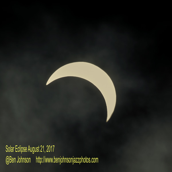 Solar Eclipse August 21, 2017