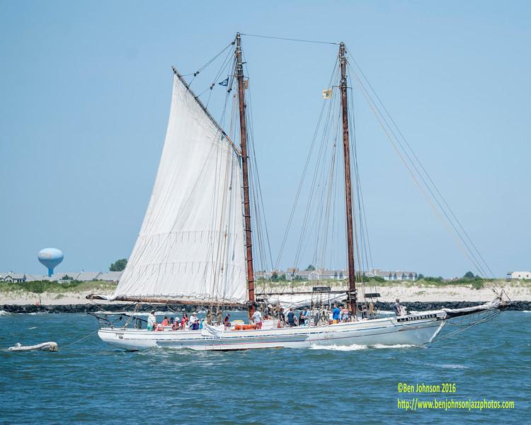 Tall Ship A.J. Meerwald