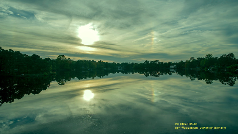 Late Afternoon Spring Lake Burlington County New Jersey