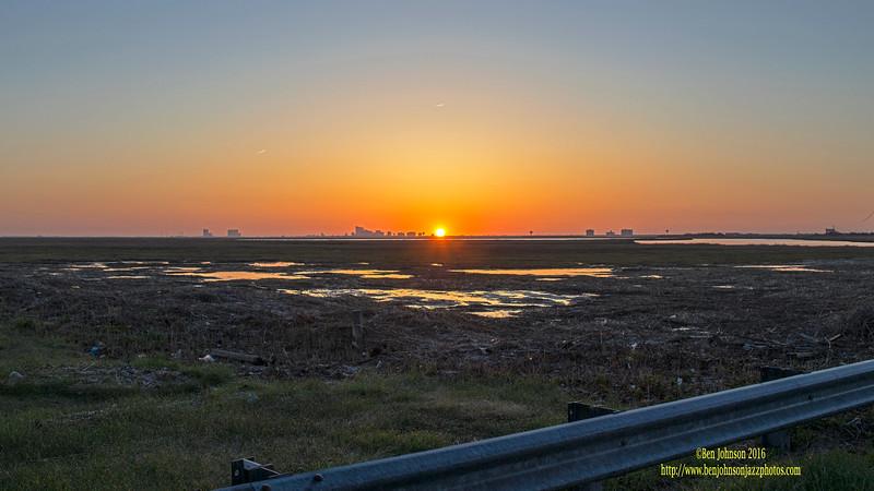 Sunrise April 15, 2015