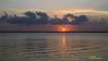 Sunset August 30, 2016 Viewed From Brigantine, New Jersey