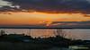 Sunset November 20, 2019 Near Egg Harbor Township, New Jersey