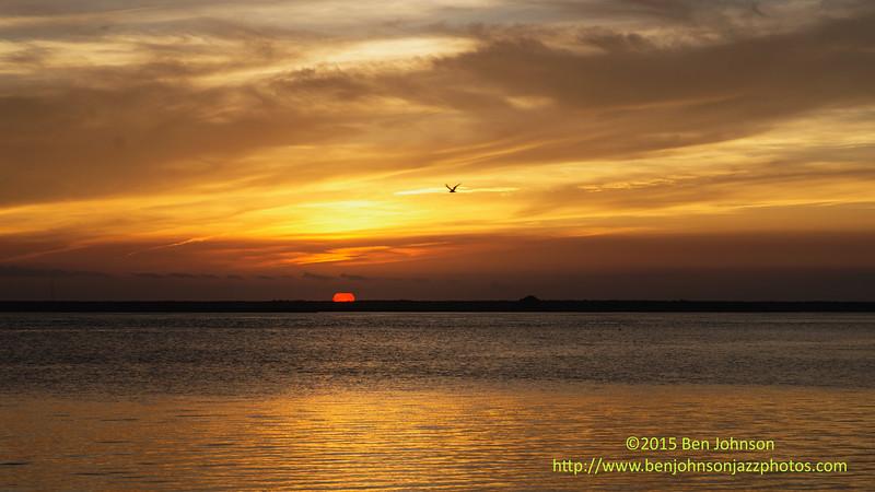 Sunset Egg Harbor Township New Jersey 090515