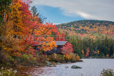 New England Fall Foliage 2015