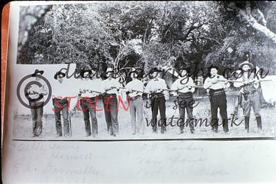 Family S-30 Texas Rangers 1896 Dud Barker
