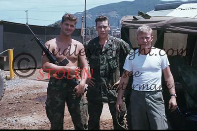 VietNam1970-1-37 LCpl Hogan,Cpl Temple,Sgt Kelly