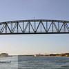 Railroad bridge, Cape Cod Canal, Bourne