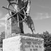Man at the Wheel (Fisherman statue), Gloucester