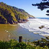 View at Heceta Head