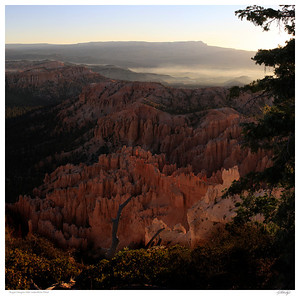 Bryce Canyon - Near Inspiration Point