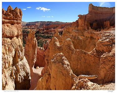 Bryce Canyon - Queens Garden Trail