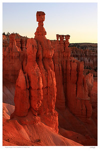 Bryce Canyon - Thor's Hammer