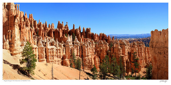 Bryce Canyon - Chessmen on Peekaboo Trail