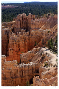 Bryce Canyon - Rim after Fairyland Trail