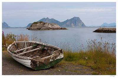 Lofoten Islands from Kabelveg Norway