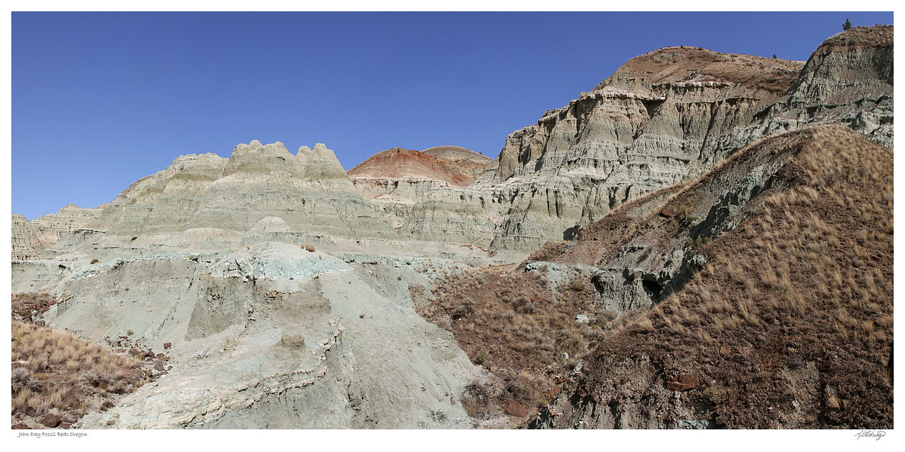 John Day Fossil Beds OR