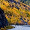 Seward Highway, Alaska.