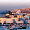 Port of Anchorage, Alaska.