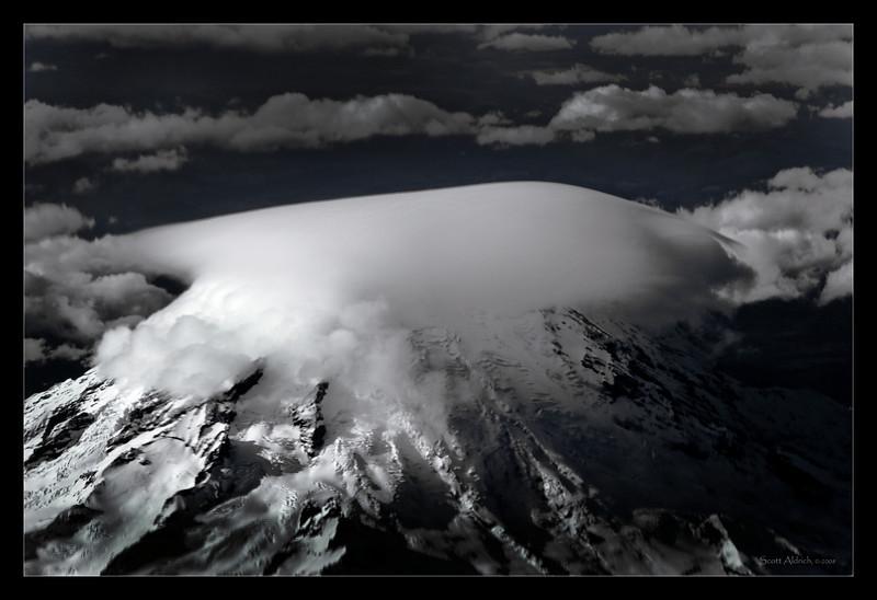 Mt. Rainer, Washington State - 14,410'
