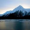 Near Portage Glacier, Alaska.