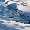 Ice, Cook Inlet, Alaska.