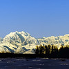 Foraker, Hunter, Denali.
