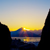 Turnagain Arm Sunrise, Alaska
