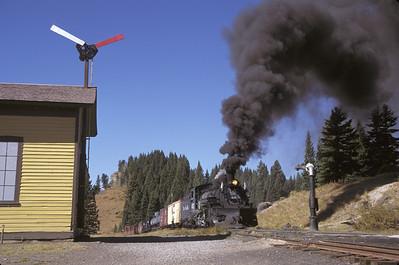 #497 at Cumbres Pass