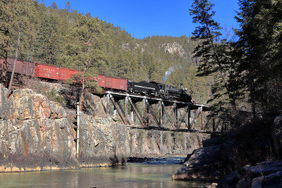 473 crossing the Animas River