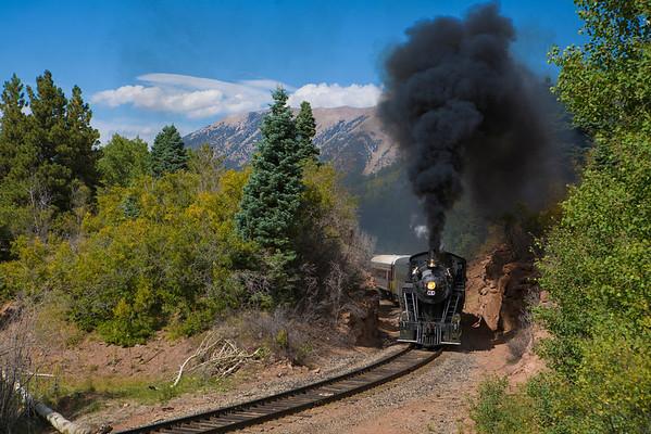 San Luis & Rio Grande Railroad