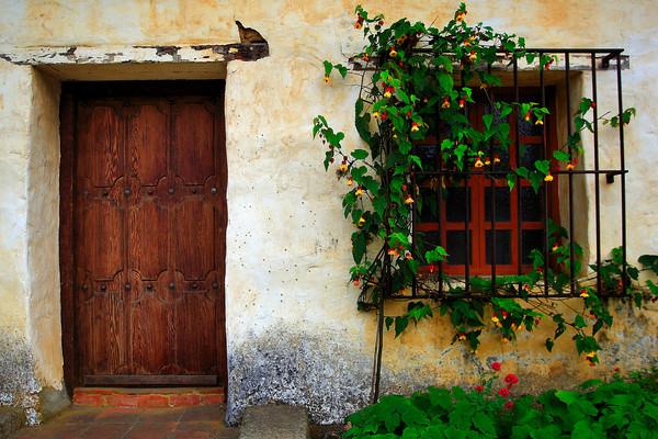 Basilica of the Carmel Mission (© James D. DeCamp | http://www.JamesDeCamp.com | 614-367-6366)