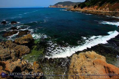 Misc. California coastline photos (© James D. DeCamp | http://www.JamesDeCamp.com | 614-367-6366)