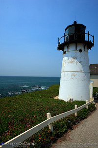 Lighthouses - Misc. California coastline photos (© James D. DeCamp | http://www.JamesDeCamp.com | 614-367-6366)