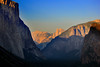 """Overlooking Yosemite Valley (© James D. DeCamp 