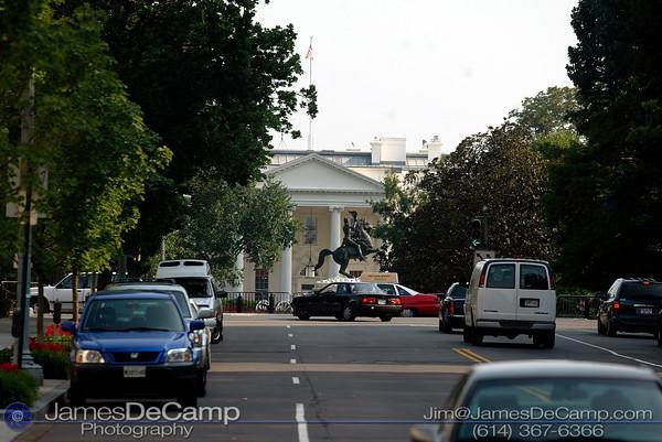 Whitehouse, Washington DC / Annapolis Trip - July, 2002.  (© James D. DeCamp   http://www.JamesDeCamp.com   614-367-6366)