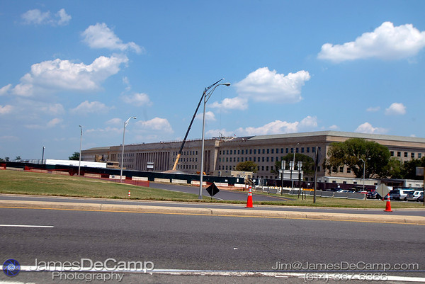 Pentagon, Washington DC / Annapolis Trip - July, 2002.  (© James D. DeCamp   http://www.JamesDeCamp.com   614-367-6366)
