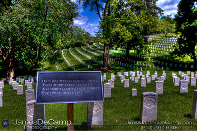 A few hours at Cave Hill Cemetery in Louisville, KY Saturday May 22, 2010. Processed in HDR. (© James D. DeCamp | http://www.JamesDeCamp.com | 614-367-6366)