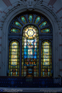 US Naval Academy Cathedral, Washington DC / Annapolis Trip - July, 2002. (© James D. DeCamp | http://www.JamesDeCamp.com | 614-367-6366)