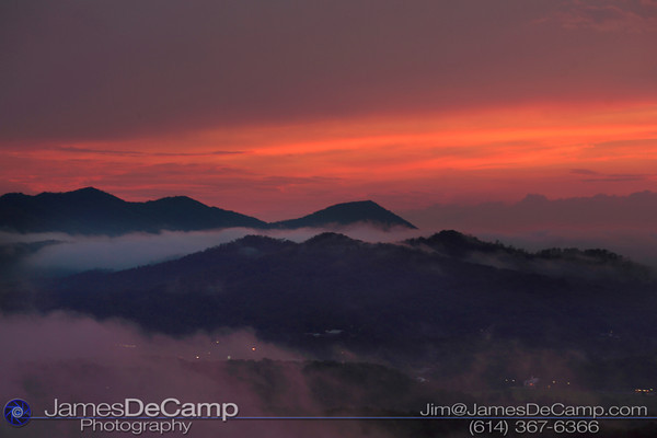 Scenic images from the hills of Tennessee (© James D. DeCamp | http://www.JamesDeCamp.com | 614-367-6366)