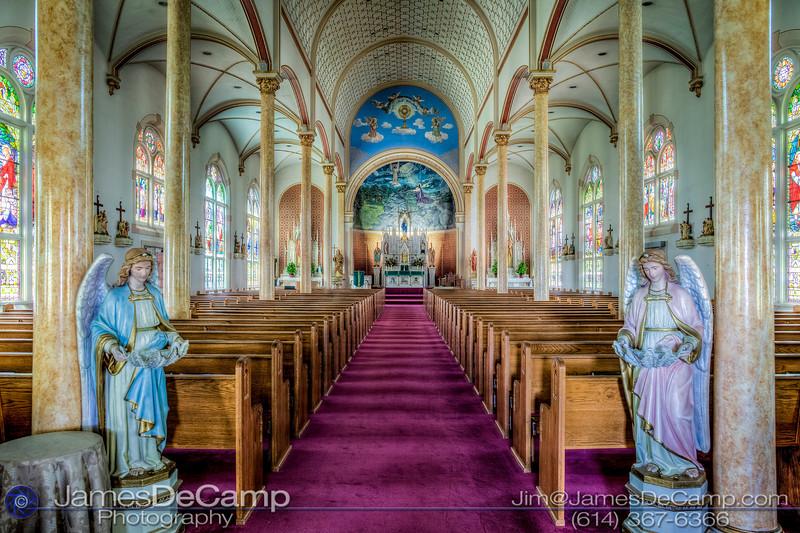 The Saint Cyril and Methodius Catholic Church - JDeCamp