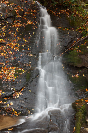 Great Smoky Mountains National Park Waterfall