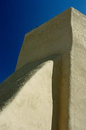Light & Shadows  (Taos Mission)