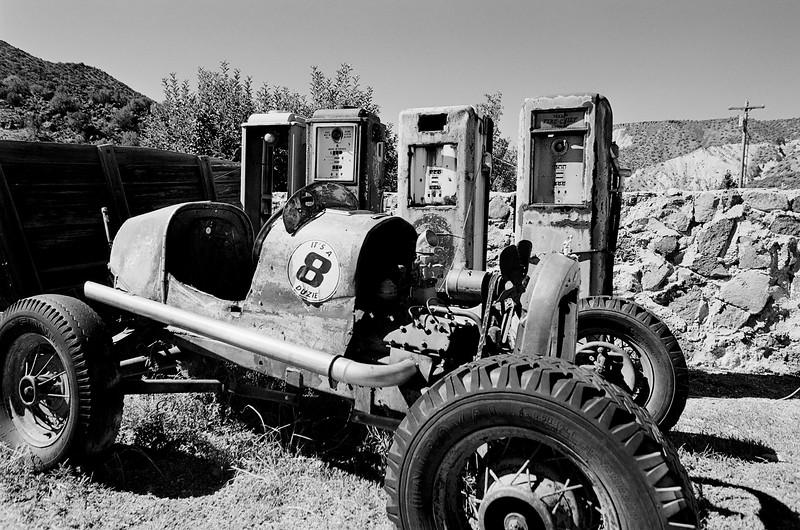Embudo Racer. New Mexico