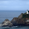 Heceta Head Lighthouse.