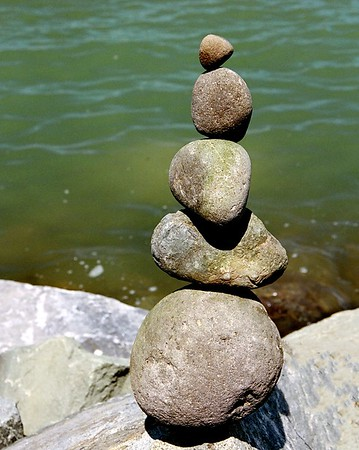 Rock Sculpture.